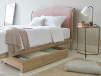 Dinkum wooden under bed storage