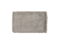 Wilder Bedside Rug in Grey
