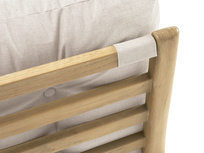 Noggin scandi bed frame detail