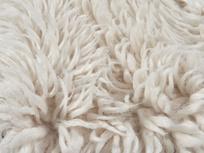Wilder handmade bedside rug in Natural