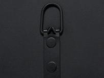 Middle Brass mirror fastener detail