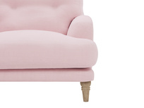 Sugarbum upholstered armchair