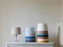 Mini Flagon table lamp range