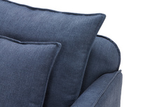 Smooch occasional armchair with cushions