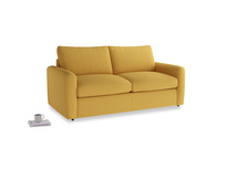 Chatnap Storage Sofa in Burnt Ochre Vintage Linen with both arms