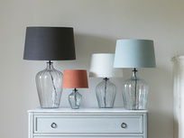 Small Flute table lamp
