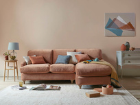 Jonesy chaise sofa