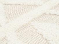 Teddy floor rug close detail