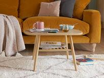 Mover handmade oak coffee table