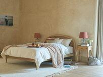 Roselle modern rattan bed