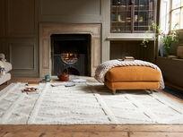 Teddy handwoven floor rug