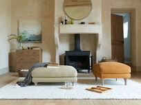 Sugarloaf comfy footstool