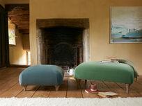 Sugarbean cosy footstool tall leg