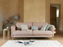 Banoffee modern squishy sofa