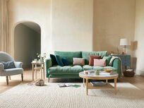 Banoffee sofa