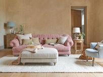 Bagsie sofa Sugarloaf footstool