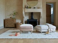 Sugarloaf footstool