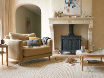 Bobble floor rug