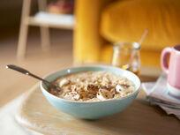 Diggins bowl in Baker s Blue spoon