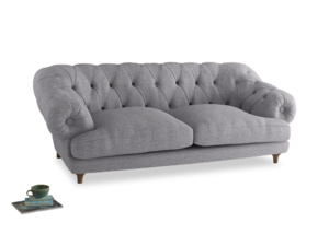 Large Bagsie Sofa in Storm cotton mix