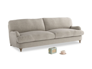Large Jonesy Sofa in Birch wool