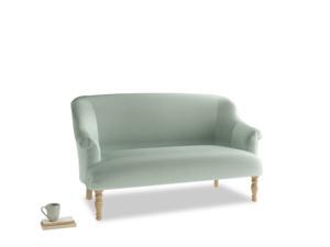 Medium Sweetie Sofa in Mint clever velvet