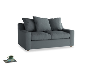 Small Cloud Sofa in Meteor grey clever linen