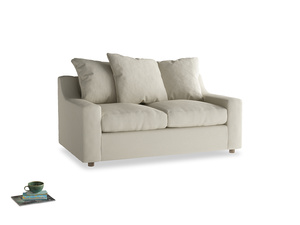 Small Cloud Sofa in Pale rope clever linen