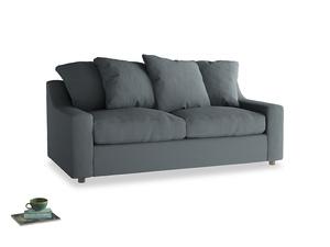 Medium Cloud Sofa in Meteor grey clever linen