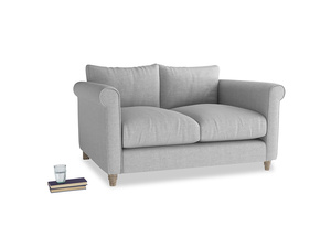 Small Weekender Sofa in Cobble house fabric