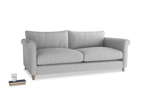 Large Weekender Sofa in Cobble house fabric
