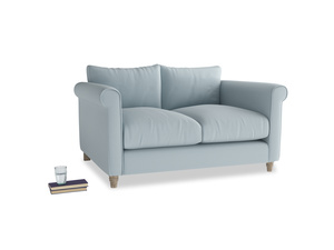 Small Weekender Sofa in Scandi blue clever cotton