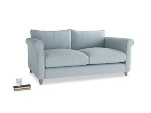 Medium Weekender Sofa in Scandi blue clever cotton