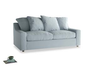 Medium Cloud Sofa in Scandi blue clever cotton