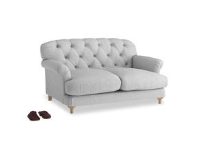 Small Truffle Sofa in Cobble house fabric