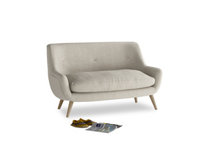 Small Berlin Sofa in Thatch house fabric