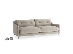 Medium Slim Jim Sofa in Birch wool