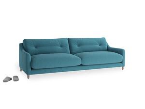 Large Slim Jim Sofa in Lido Brushed Cotton