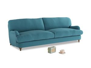 Large Jonesy Sofa in Lido Brushed Cotton