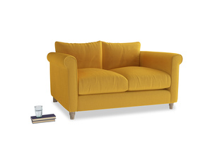 Small Weekender Sofa in Pollen Clever Deep Velvet