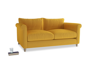 Medium Weekender Sofa in Pollen Clever Deep Velvet