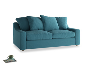 Medium Cloud Sofa in Lido Brushed Cotton