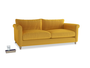 Large Weekender Sofa in Pollen Clever Deep Velvet