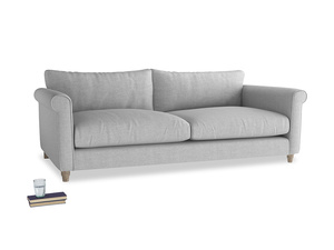 Extra large Weekender Sofa in Cobble house fabric