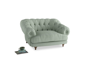 Bagsie Love Seat in Soft Green Clever Softie
