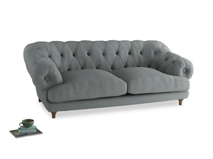 Large Bagsie Sofa in Armadillo Clever Softie