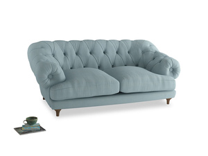 Medium Bagsie Sofa in Powder Blue Clever Softie
