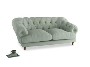 Medium Bagsie Sofa in Soft Green Clever Softie