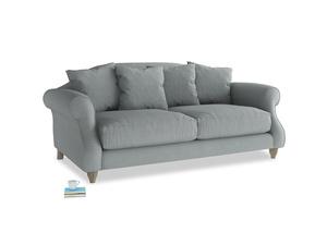 Medium Sloucher Sofa in Armadillo Clever Softie