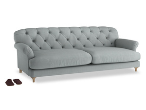 Extra large Truffle Sofa in Armadillo Clever Softie